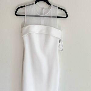 Calvin Klein white dress size 2
